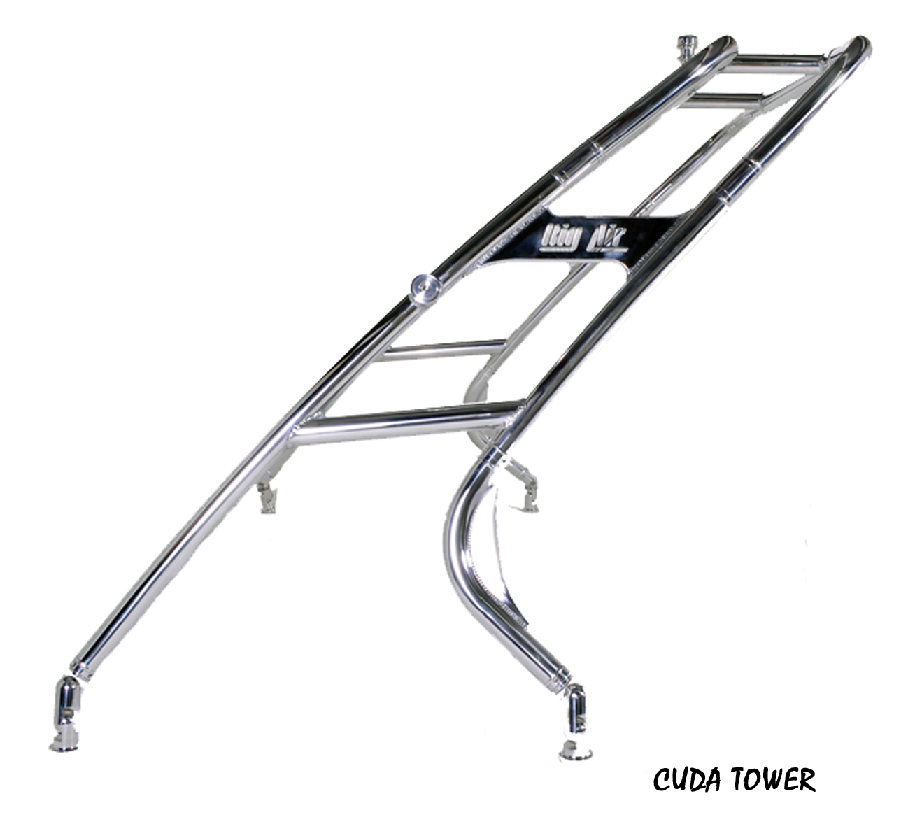 big air waketowers Cuda wakeboard tower - aluminum tower